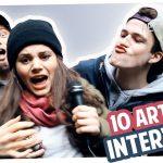 10 ARTEN VON INTERVIEWS | Teil 2 | Joyce