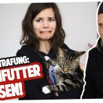 KATZENFUTTER ESSEN! BESTRAFUNG | Joyce feat. Olli Pocher | Telefon-Challenge