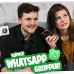 Nervige WhatsApp Gruppen | Joyce